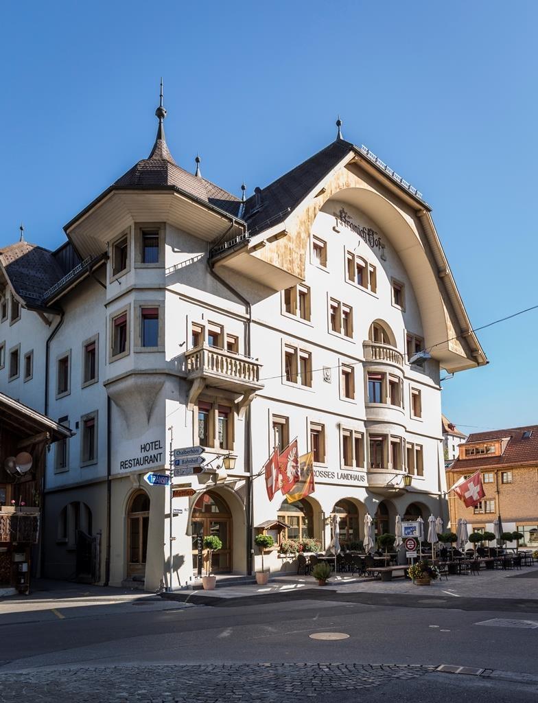 Chtel-St-Denis - Wanderland - SchweizMobil