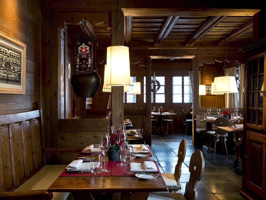 The Alpina Gstaad - Hotel alpina gstaad