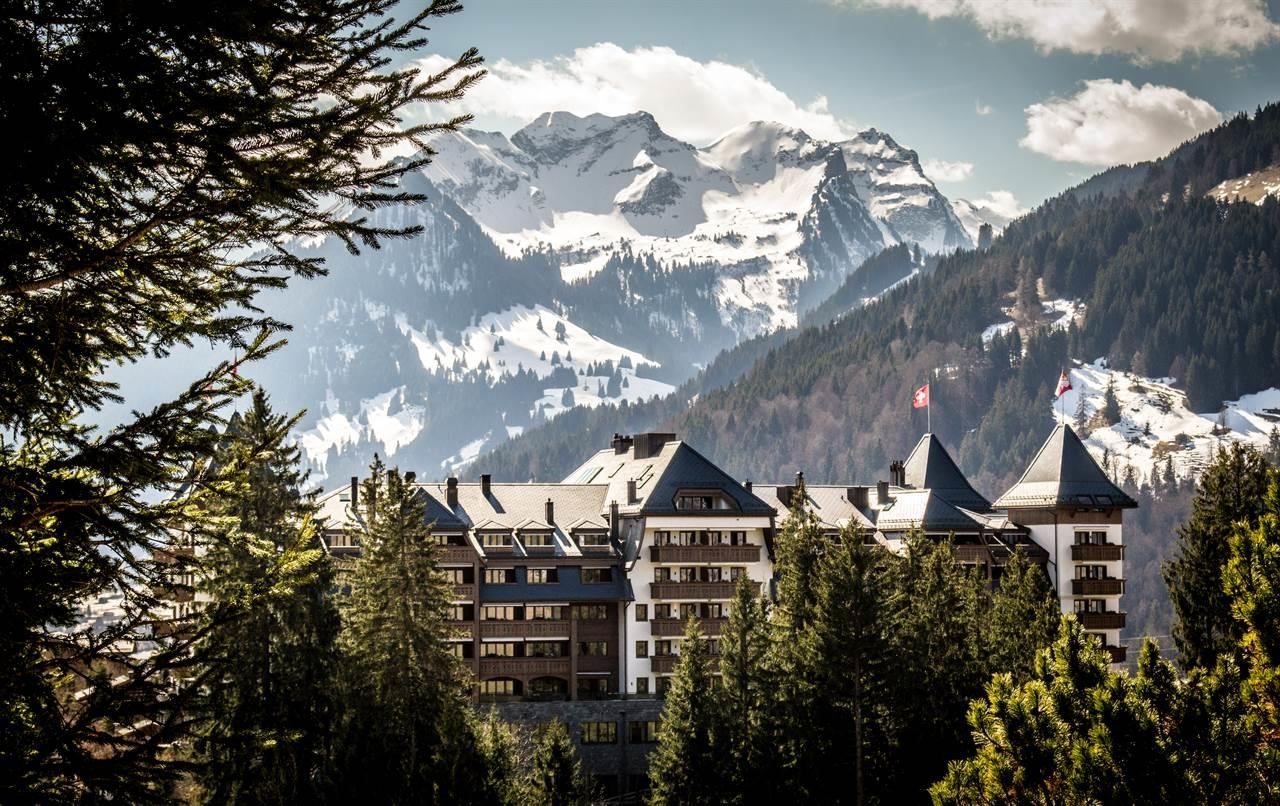 Ermitage Wellness- & Spa Hotel - Gstaad