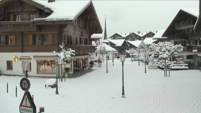 LiveCam Gstaad