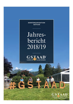 Dorforganisation Gstaad